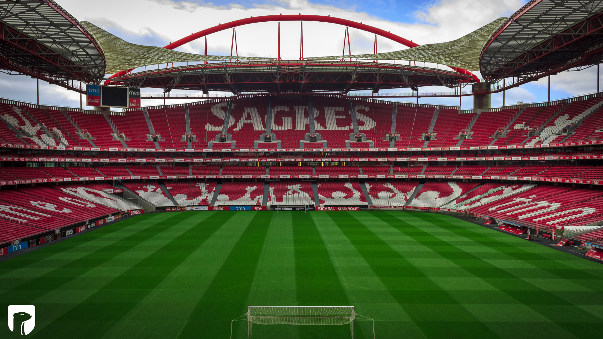30 Football Soccer Stadium Zoom Backgrounds Weaselsfc